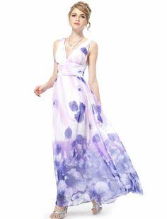 Chiffon Easter Dress