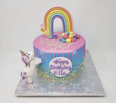 Sweets, treats, and custom cakes in San Jose — C'est Si Bon Bakery Bite Size Cookies, Small Cake, Cake Creations, San Jose, Custom Cakes, Beautiful Cakes, Eat Cake, Fondant, Icing