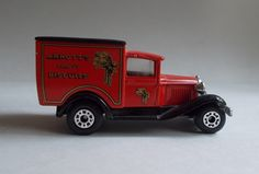 Matchbox Superfast Ford Model A Van Arnott's by RicLauCollectibles