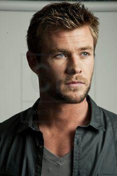 Chris Hemsworth | oh my <3