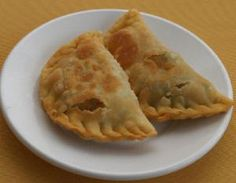 Favorite Greek Finger Foods: Savory Turnovers with Greens & Herbs - Hortopitakia