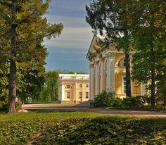 Alexander Palace/ St.Petersburg,Russia