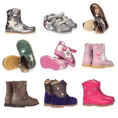 Dit seizoen hartstikke populair bij de kleine meiden: schoenen versierd met sterren! Je vindt ze natuurlijk ook bij ons online! http://www.mooieschoenen.nl/kinderschoenen-meisjes/
