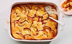 """Southern \""""One-Cup\"""" Peach Cobbler"""