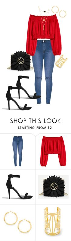 Cute quick outfit under $50 by jazzybell27 on Polyvore featuring H&M, Forever 21 and SimpleStyle
