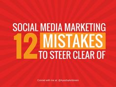 Marketers are no magicians. Like all other people, marketers make mistakes. Sometimes these mistakes go missing into the crowd but sometimes these mistakes sta…
