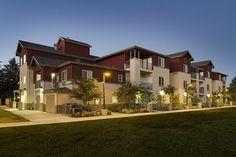 Almaden Apartments, San Jose, California.