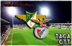 Portal das Análises: Festival de golos em Moreira de Cónegos, com Benfica a seguir em frente (1-6)