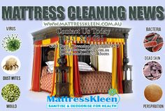 How to Clean Your Mattress - Mattress Cleaning Tips