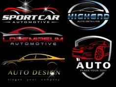 Car Themed Rooms, Facebook Business, Car Logos, Room Themes, Logo Design, Automotive Logo