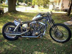 "chopcult: ""📷 @biofab138 - My #1978 #HarleyDavidson #shovelhead #project is slowly creeping forward. #chopcult #classicmotorcycle #classicharley #wip #chopper (at Goldsboro, North Carolina) "" Shovelhead"