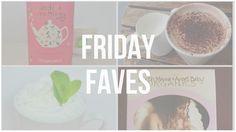 Friday Faves: Festive Fall Drinks