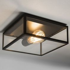 Astro Lighting ceiling lamp Bronte in black with clear glass … – Lighting Ideas Wall Lights, Bathroom Lighting, Bright Walls, Ceiling Lights, Interior Lighting, Lamp Decor, Lighting Ceiling Lamp, Bathroom Ceiling Light, Ceiling Lights Uk