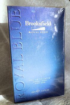 Brooksfield Royal Blue edt 100 ml. Royal Blue