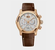 The best gold watches for men. Best Watches For Men, Cool Watches, Men's Watches, Goodie Mob, 18k Rose Gold, Watch Brands, Gold Watch, Chronograph, Sapphire
