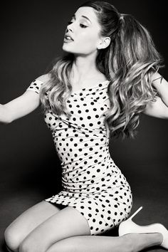 Ariana Grande media gallery on Coolspotters. See photos, videos, and links of Ariana Grande. Ariana Grande Fotos, Ariana Grande Body, Nicki Minaj, Girly, V Magazine, Magazine Covers, Kawaii, Dangerous Woman, Meghan Trainor