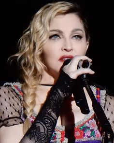 "Madonna Louise Ciccone ( born August 16, 1958) is an American singer, songwriter, actress, and businesswoman. Referred to as the ""Queen of Pop"" since the 1980s, Madonna is known for pushing the boundaries of lyrical content in mainstream popular music, as well as visual imagery in music videos and on stage. She has also frequently reinvented both her music and image while maintaining autonomy within the recording industry."