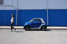 Smart Car European Models Fortwo Electric Cars Perfect Fit