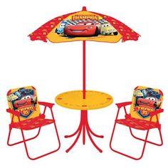 Disney-Pixar Cars Children's Patio Set