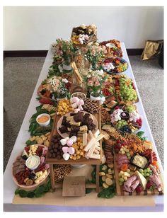 Breakfast Platter, Snack Platter, Dessert Platter, Party Food Platters, Cheese Platters, Charcuterie Recipes, Charcuterie Platter, Charcuterie And Cheese Board, Appetizers For Party