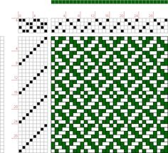 draft image: 08151, 2500 Armature - Intreccio Per Tessuti Di Lana, Cotone, Rayon, Seta - Eugenio Poma, 4S, 8T