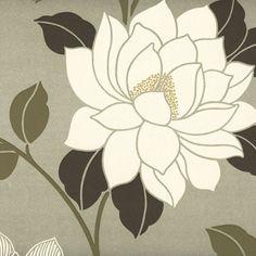 Tendance papiers peints 2011 : un esprit fleuri made in Japan