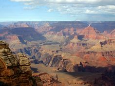 The Grand Canyon. One of the seven wonders of the world.