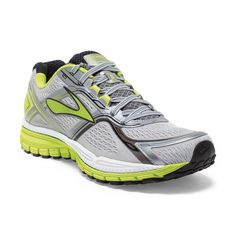 Looking for the perfect Brooks Men's Ghost 8 Metallic Charcoal/Lime Punch/Silver Sneaker 11 B - Narrow? Please click and view this most popular Brooks Men's Ghost 8 Metallic Charcoal/Lime Punch/Silver Sneaker 11 B - Narrow. Neutral Running Shoes, Running Shoes For Men, Neutral Cushions, Charles River, Womens Golf Shoes, Shoe Show, Nike Shoes, Sneakers, Peregrine