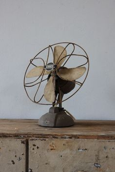 Vintage fan industrial beautiful retro ventilator –We collect similar ones –Only/Once – www.onlyonceshop.com