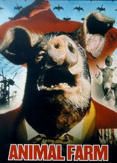 Anyone know about George Orwell's (Author of Animal Farm) ideas on government and politics?