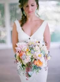 pretty pastel wedding flowers - Google Search
