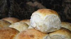 Pehmeät voisämpylät Our Daily Bread, Scones, Baked Goods, Bakery, Food And Drink, Rolls, Tasty, Sweet, Recipes