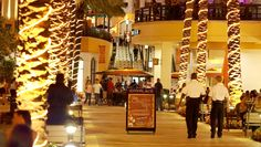 CityPlace in downtown West Palm Beach