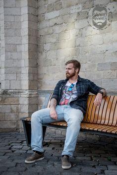 Buck de Klerk #baardmannen #baard #baarden #mannen #beard #beards #beardedmen