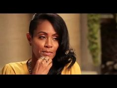 Jada Pinkett Smith Is Asked: How Hard Is It Being a Wife and Mom? I Didn...