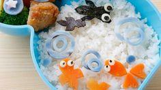 Goldfish Bento Recipe