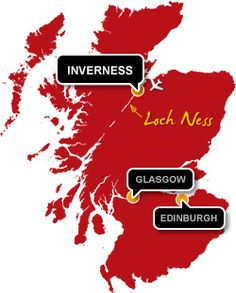 Loch Ness is one of the best-known destinations in the world. Its beautiful scenery and the centuries-old mystery of the Loch Ness monster have attracted . Loch Ness Scotland, Inverness Scotland, Glasgow, Edinburgh, Running Race, Loch Ness Monster, The Loch, House Map, September 28