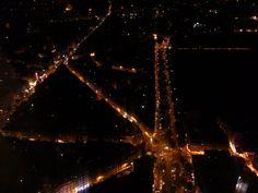 몽파르나스 타워에서 에펠탑 야경 보기 ^^ Montparnasse Tower !