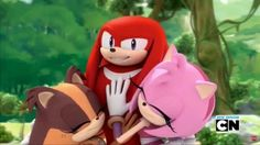 Sonic Boom || All knuckles moments Episode 1 - 10