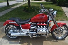 See more photos Honda Valkyrie GL1500C, 1998 Global motorcycle brand supply