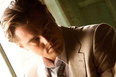Still of Leonardo DiCaprio in Inception...hello