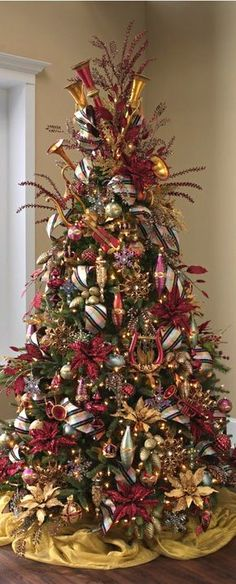 Christmas Tree ● Musical Instruments