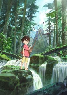 """New Studio Ghibli TV series """"Ronia the Robber's Daughter"""" directed by Goro Miyazaki #StudioGhibli"""