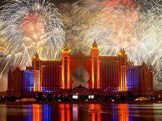 O Atlantis The Palm, em Dubai
