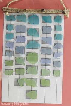 Decorate your home with a beautiful sea glass wind chime. This step by step tutorial will show you exactly what to do. Wind Chimes Craft, Glass Wind Chimes, Mason Jar Crafts, Mason Jar Diy, Paper Flower Centerpieces, Small Craft Rooms, Diy Wedding Reception, Diy Home Accessories, Sea Glass Crafts