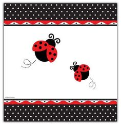 """Creative Converting Ladybug Fancy Plastic Table Cover, Rectangle 54 X 108"""" by Creative Converting, http://www.amazon.com/dp/B005K9YOU8/ref=cm_sw_r_pi_dp_NI5Bqb1KWQPVK"""