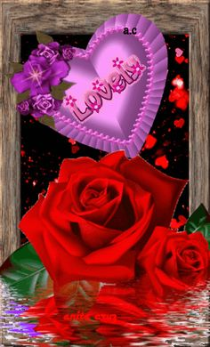 I Love You Images, Love Heart Images, Love You Gif, You Dont Love Me, Rose Images, Cute Love Pictures, Beautiful Pictures, Beautiful Flowers Wallpapers, Beautiful Gif
