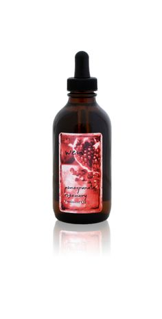 WEN® Pomegranate Rosemary Treatment Oil is a unique blend of some of the world's rarest and most beneficial oils. Combining the nourishing properties of Argan Oil with the healing properties of Abyssinan Oil, this formula hydrates, nourishes and helps repair both hair and skin. It's non-greasy formula can be used daily. Bask in the fragrant mixture of natural oils while enjoying a moisturizing treatment meant to maintain and replenish the health and integrity of your hair, scalp and body.