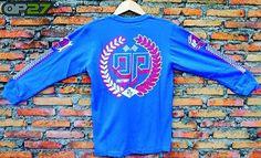 T-shirt TOP27-020 Blue  087845622777 (WA, SMS, & Telp) / D17560D1 (BBM) / op27factory (LINE)