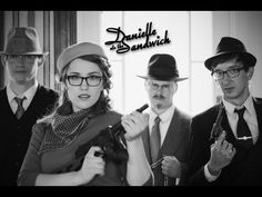 'Faith In A Man' by Danielle Ate The Sandwich (OFFICIAL) NEW ALBUM Like a King out June 5. Skip into video for music